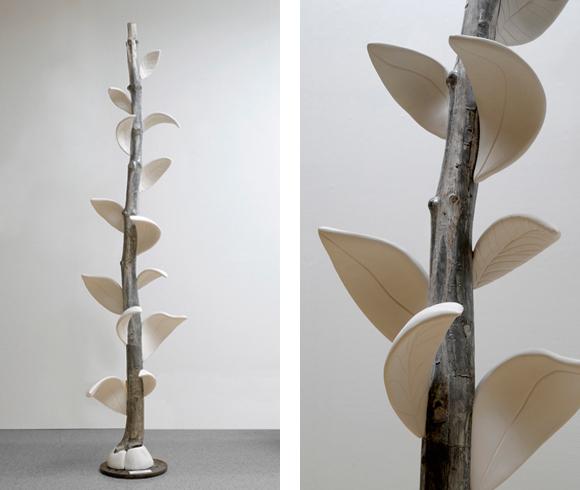 Escultura. Ecos del agua ll