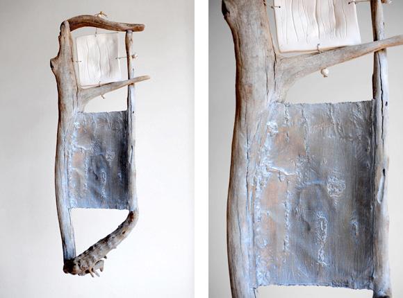 Escultura. Estudios. Entre actos