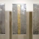 Obra bidimensional. Exposición Paisajes privados